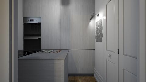 Casa273Kitchen - Modern - Kitchen - by nickynunes