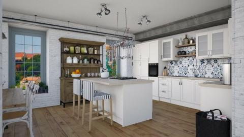 Dream kitchen - by Lizzy0715