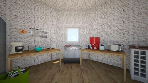 Kitchen - by Yonnie Lee