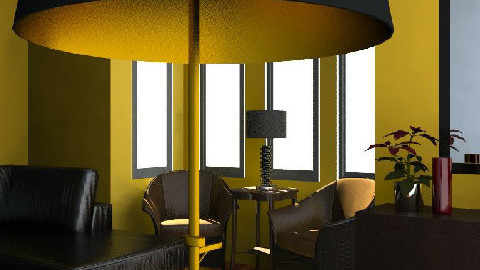 My First Room - Living room - by tingo