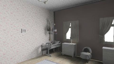 BABY MAGGIE XOXO - Bedroom - by JA Design