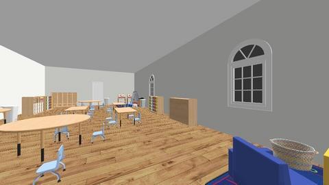 Classroom Design - by LGMKBGGGDCDAJGWXTJAPPEAFWHGRUYG