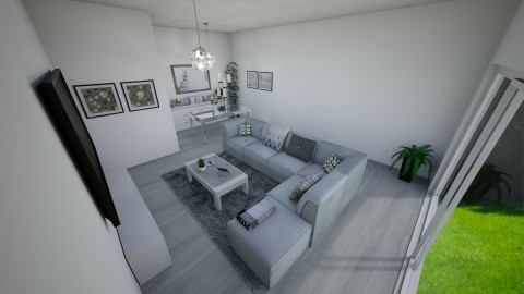 Living room - by AnaCatarina