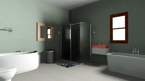 snaz bathroom - Bathroom - by Thomas Meredith