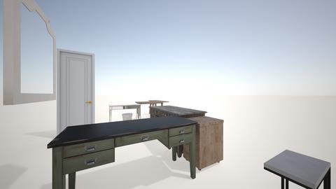 office Ldesk vanity - Office - by jodiconleycsr