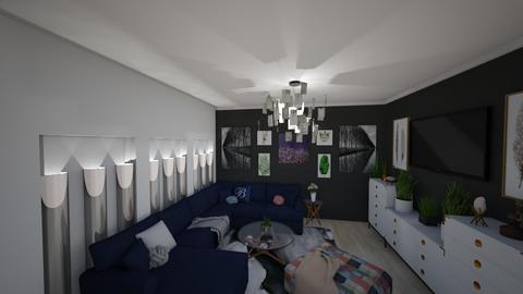 living room - Living room - by Dashka0709