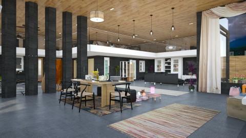 Five 7 Ten - Dining room - by Seii Saii