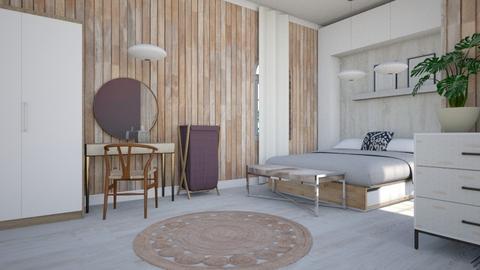 oatmeal - Bedroom - by Ripley86