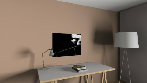 kkk - Living room - by smblondon