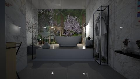 garden of peace - Minimal - Bathroom - by mchmlle