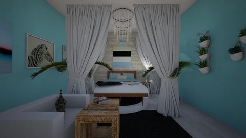 eatba ouya - Bedroom - by junicorn19