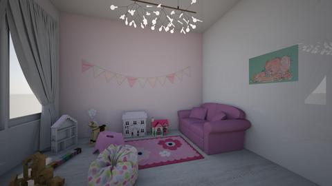 kids room - by kremenarm99