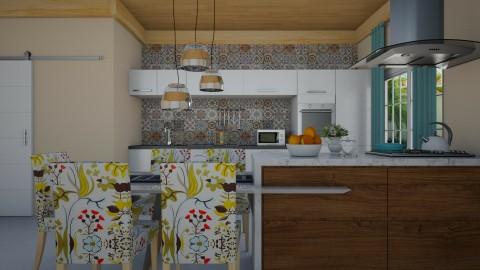 Cozinha - by JessMei