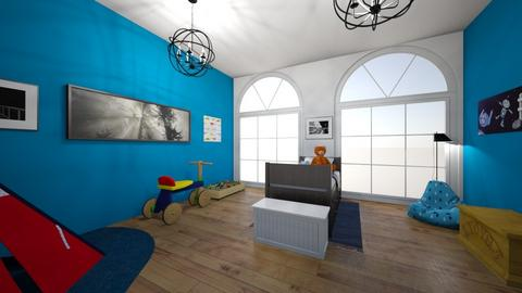 Little Boys Room - Kids room - by lostboy11
