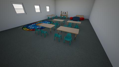 Classroom Arrangement - by JRRXTHJUMVNLUJQVFHWJMJBTAPANJCF
