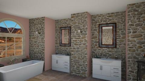 Desert Stone  - Bathroom - by ReneaaQ