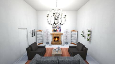 Symmetry Design - Modern - Living room - by ravalonna