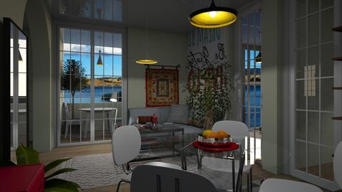 DR57 Living space 1 - by Dragana Randjelovic