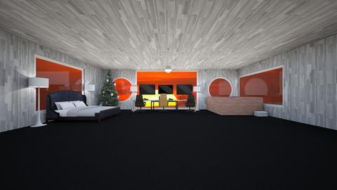 Video game room - Bedroom - by Solmarie2129