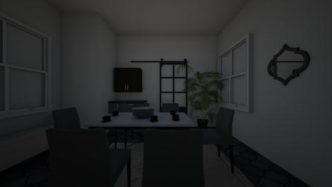Room - Kitchen - by gabsssss