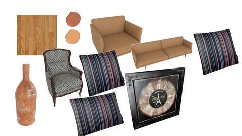 Living Room Moodboard - by homestyler8jam