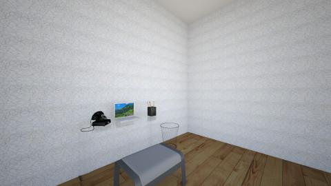 Bedroom 1 - Modern - Bedroom - by allie brindamour