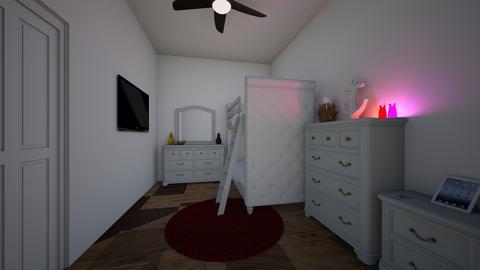 twin sis room - Modern - Kids room - by jade1111