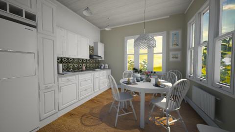 Good morning - Classic - Kitchen - by Tuija