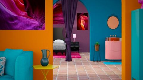 MY colorful rooms - by Jade Autumn