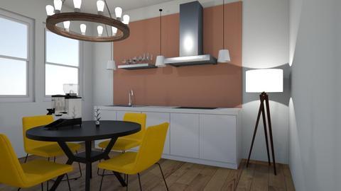 555 - Kitchen - by djoxxx