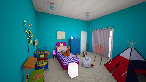 Athmi - Kids room - by Sasindee Herath