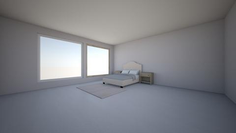 Bedroom rough draft - by koongfoopanda05