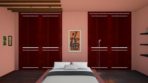 JAPAN - Bedroom - by mrsopeth