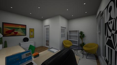 Office - Office - by ellafrodin