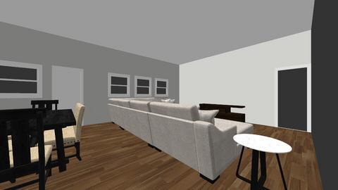 ElliDesign Living_dining - by ElliJ13