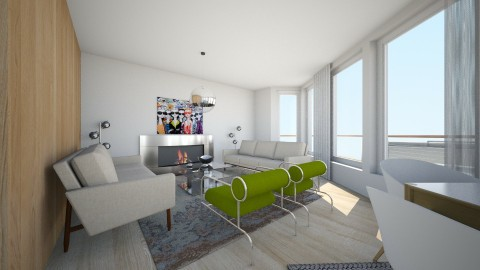Barken_rev9 - Modern - Living room - by simiia