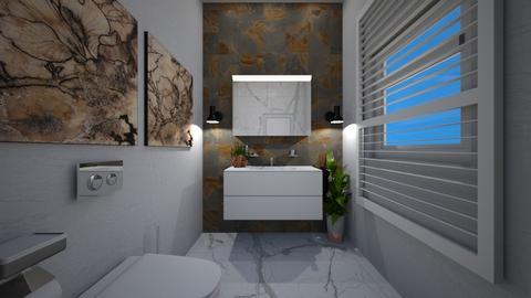 LAVABO - Modern - Bathroom - by Cristiane Lichotto