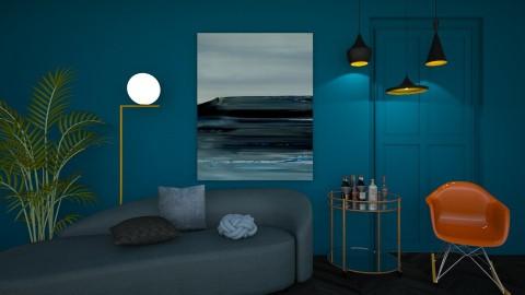 Petrol - Modern - Living room - by esmeegroothuizen