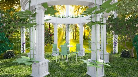 524 - Garden - by Jade Autumn