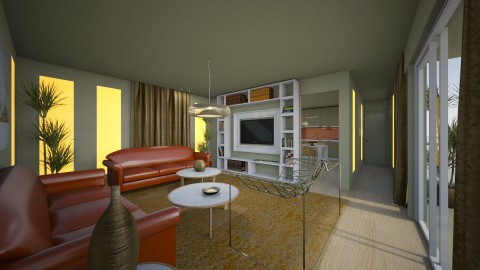 Apartment Redecoration - by ritsa