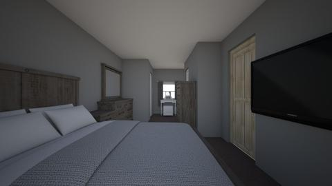 New Room Two - Modern - Bedroom - by Finster7731