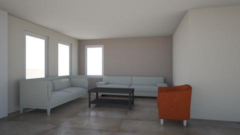 Living room 1 - Living room - by nenenne