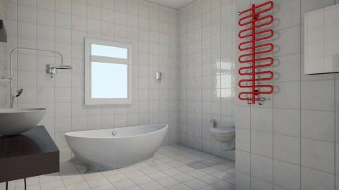 Minimalist Bathroom  - Bathroom - by Kaylee Gen