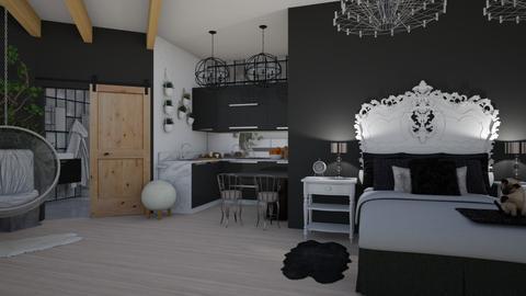 dreamy - Bedroom - by penelopy
