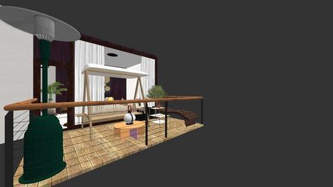 trialMs - Living room - by Silvia Pompieru