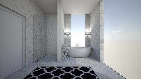marble_bathroom2 - Bathroom - by MaluMeyer