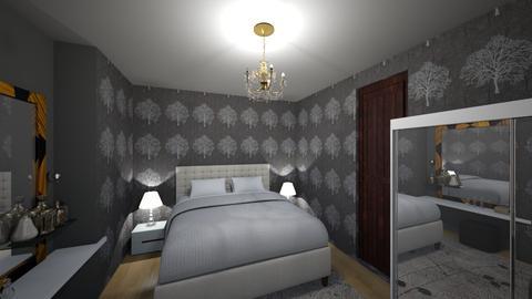 nini - Modern - Bedroom - by lamzoi