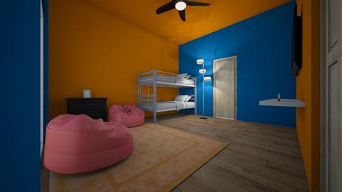Intro FCS - Kids room - by Th4n0s