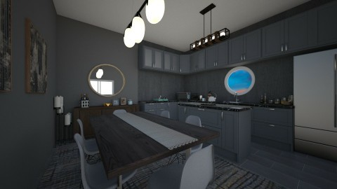 Classy Kitchen - by CasuallyCrystalClear