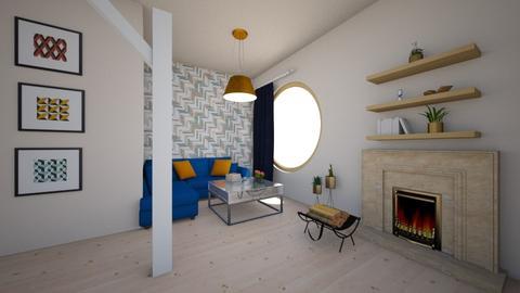 23 - Classic - Living room - by TeodoraYord